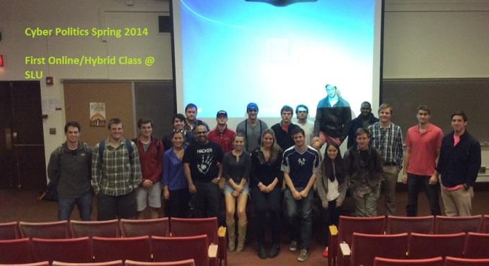 Cyber Politics Class 14